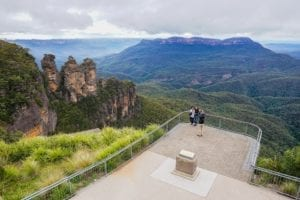 Read more about the article Blue Mountains highlights. It's beauty on steroids.