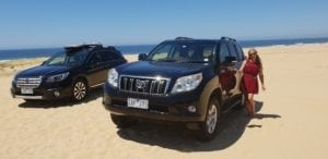 Read more about the article Four wheel drive Stockton Sand Dunes- an adventure.