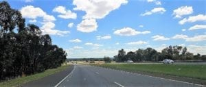 Read more about the article Driving Melbourne to Sydney on the Hume Highway.