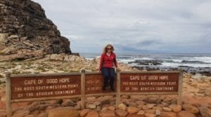 Read more about the article Cape of Good Hope day trip and other highlights.